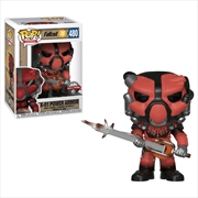 Fallout 76 - X-01 Power Armor (Red) US Exclusive Pop! Vinyl [RS] | Pop Vinyl