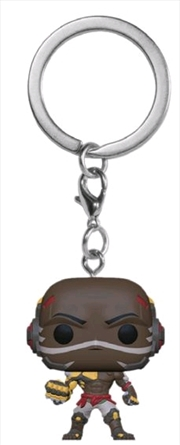 Overwatch - Doomfist Pocket Pop! Keychain