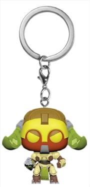 Overwatch - Orisa Pocket Pop! Keychain