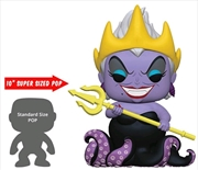 "The Little Mermaid - Ursula with Crown & Trident 10"" US Exclusive Pop! Vinyl 