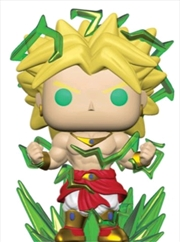 "Dragon Ball Z - Legendary Super Saiyan Broly 6"" US Exclusive Pop! Vinyl [RS]"