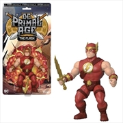 DC Primal Age - The Flash Savage World Action Figure | Merchandise