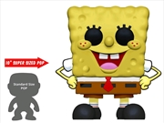 "Spongebob SquarePants - Spongebob 10"" US Exclusive Pop! Vinyl [RS]"