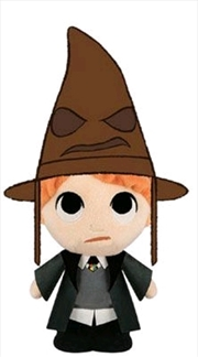 Harry Potter - Ron with Sorting Hat SuperCute Plush | Toy