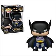 Batman - 1st Appearance 80th Anniversary Pop! Vinyl | Pop Vinyl