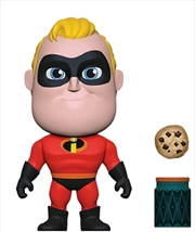 Incredibles 2 - Mr Incredible 5-Star Vinyl | Merchandise
