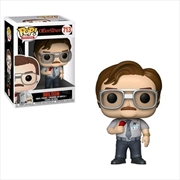 Office Space - Milton Waddams Pop! Vinyl | Pop Vinyl