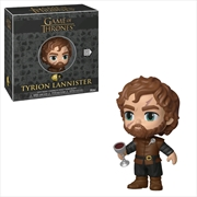 Game of Thrones - Tyrion Lannister 5-Star Vinyl | Merchandise