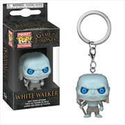 Game of Thrones - White Walker Pocket Pop! Keychain | Pop Vinyl