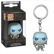 Game of Thrones - White Walker Pocket Pop! Keychain | Pop Vinyl