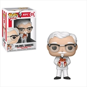 Ad Icons - KFC Colonel Sanders Pop! Vinyl