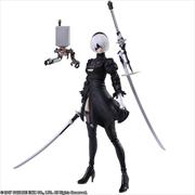 Nier: Automata - YoRHa No2 Type B Bring Arts Action Figure | Merchandise