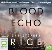 Blood Echo The Burning Girl