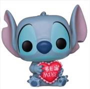 Lilo & Stitch - Stitch Valentines US Exclusive Pop! Vinyl [RS] | Pop Vinyl