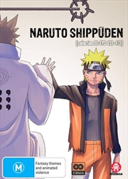 Naruto Shippuden - Collection 36 - Eps 459-472 | DVD