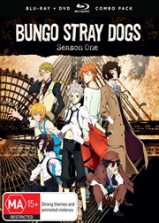Bungo Stray Dogs - Season 1 | Blu-ray + DVD