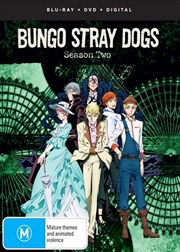 Bungo Stray Dogs - Season 2 | Blu-ray + DVD