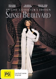 Sunset Boulevard | DVD