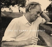 Al Purdy Songbook | Blu-ray/CD