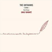 Lines Part 3 - Emily Bronte