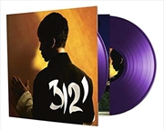 3121 - Purple Coloured Vinyl