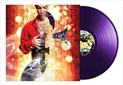 Planet Earth - Purple Coloured Vinyl