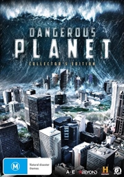 Dangerous Planet Collector's Edition | DVD