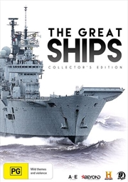 Great Ships - Collector's Edition | Series Collection, The