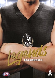 AFL - Legends - Collingwood II | DVD