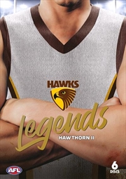 AFL - Legends - Hawthorn II | DVD