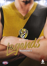 AFL - Legends - Richmond II | DVD
