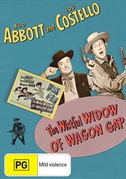 Wistful Widow Of Wagon Gap, The | DVD