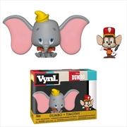 Dumbo - Dumbo & Timothy Vynl.