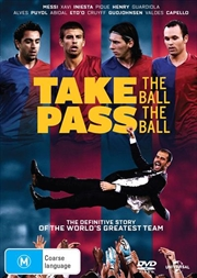 Barca - Take The Ball, Pass The Ball
