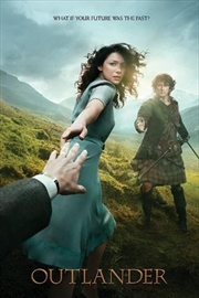 Outlander - Reach Poster | Merchandise
