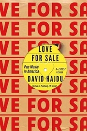 Love For Sale: Pop Music In America | Paperback Book