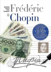 New Illustrated Lives of Great Composers Chopin | Paperback Book