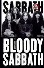 Sabbath Bloody Sabbath | Paperback Book
