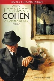 Remarkable Life of Leonard Cohen | Paperback Book