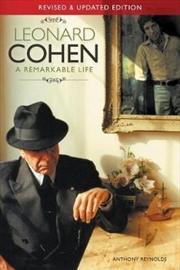 Remarkable Life of Leonard Cohen | Paperback Book