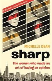 Sharp | Paperback Book