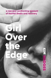 Girl Over The Edge | Paperback Book