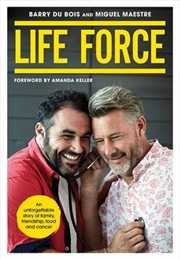 Life Force | Paperback Book