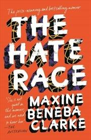 Hate Race | Paperback Book