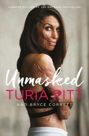 Unmasked | Paperback Book