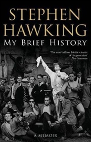 My Brief History | Paperback Book