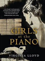 Girls at the Piano | Paperback Book