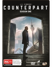 Counterpart - Season 1 | DVD