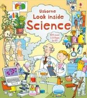 Look Inside Science | Hardback Book