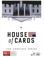 House Of Cards - Season 1-6 | Boxset | DVD